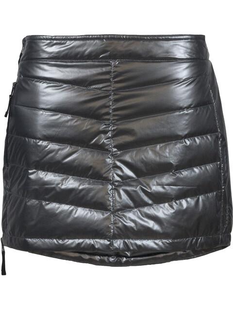 SKHoop W's Mini Down Skirt Metallic Grey